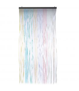 Perdea usa 90x220 cm, Band Lux, multicolor